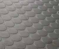"Continuous Roll ""Nickel"" Studded Matting"