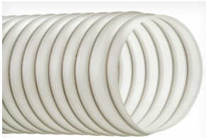 Hi-Tech Duravent </br>UFD.020 Thermoplastic Urethane Hose <BR>Lightweight, Oil Mist