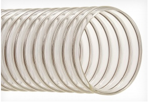 Hi-Tech Duravent </br>UFD.045 Thermoplastic Urethane Hose<BR>Heavy Duty, Severe Service