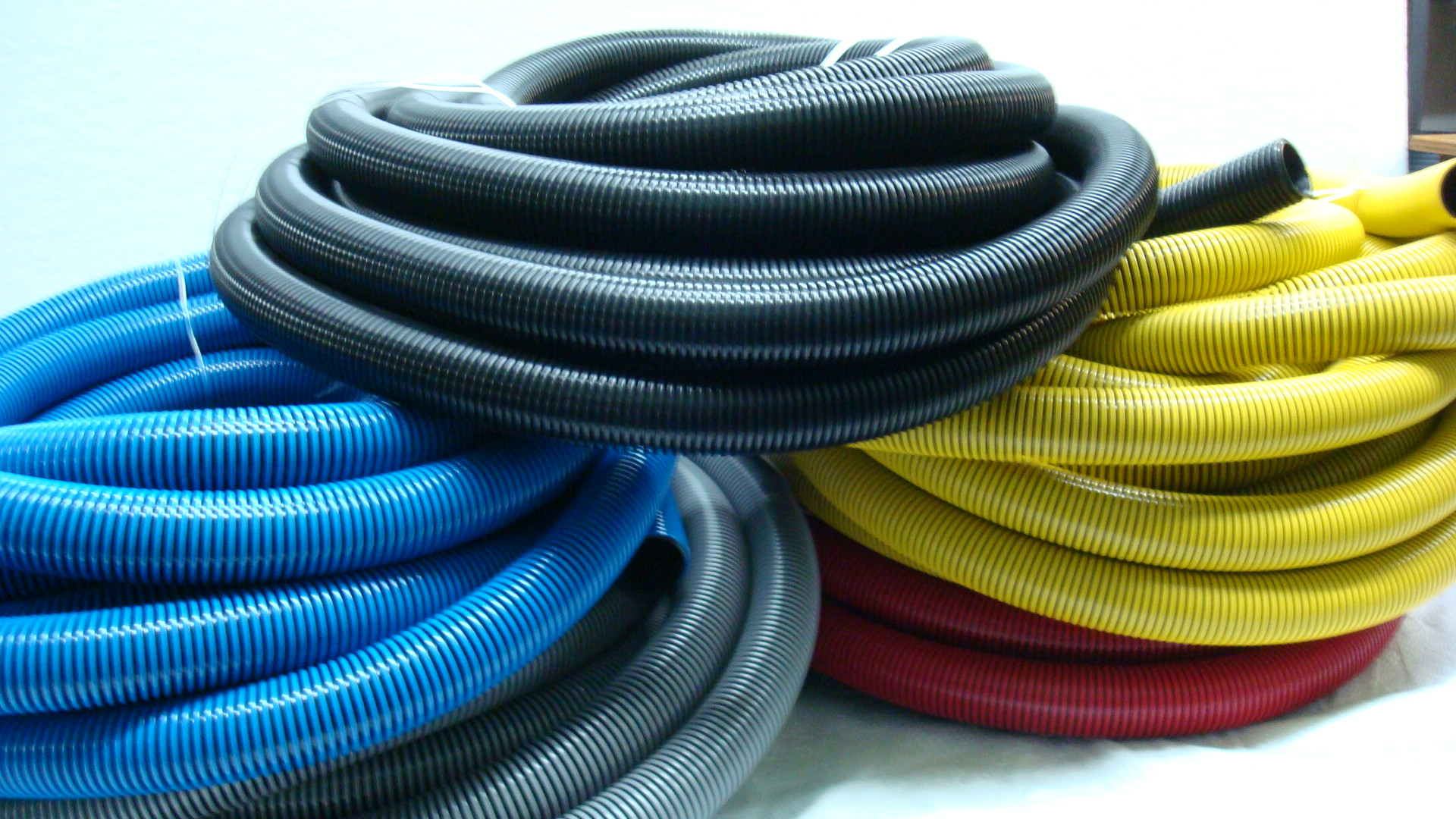 Car Wash Vacuum Hose Canal Rubber