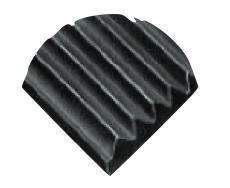 Standard Corrugated Rubber Matting