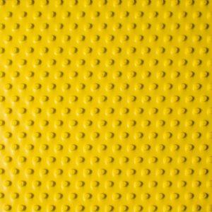 pebble matting yellow