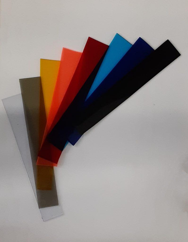 pvc strip curtains. buy per foot or rolls in many colors. pvc vinyl Strip curtain rolls