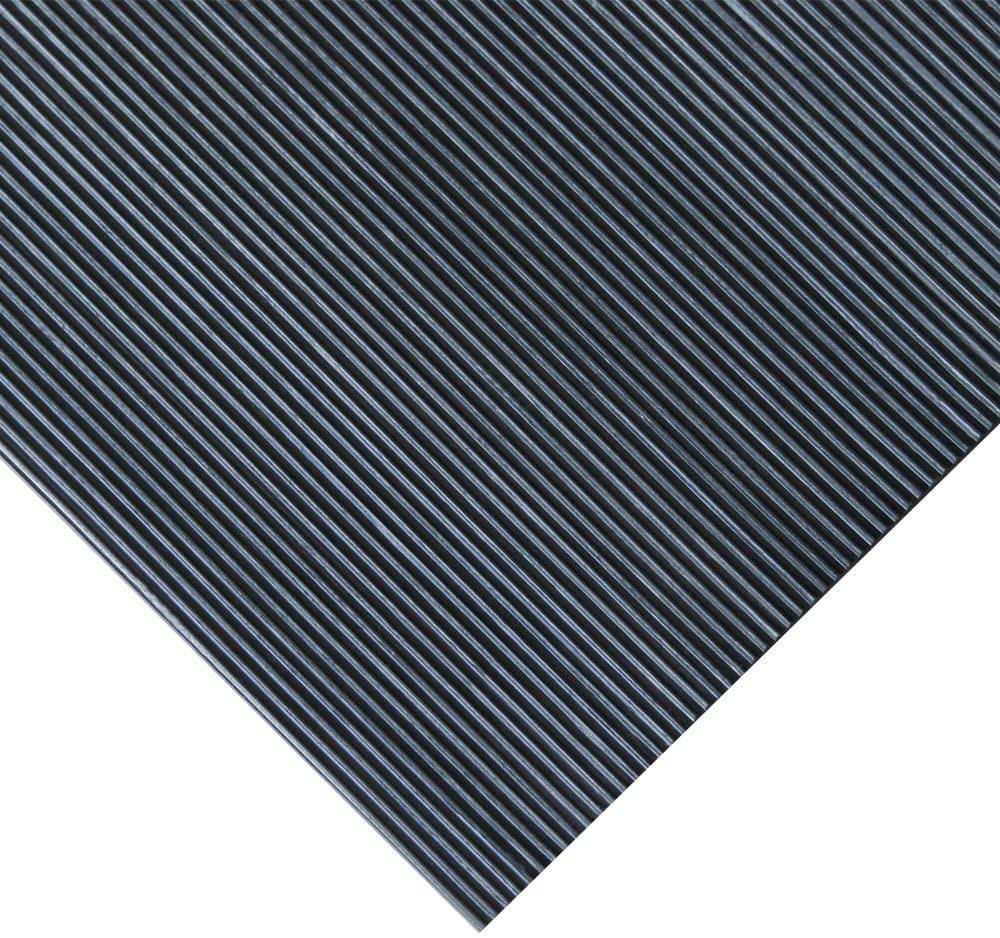 Corrugated Rubber Floor Matting image