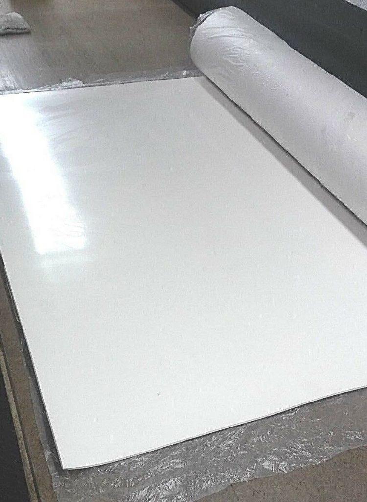 White Nitrile rubber